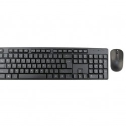 Baobab Deskmates+ USB Keyboard And Mouse Combo - Wired