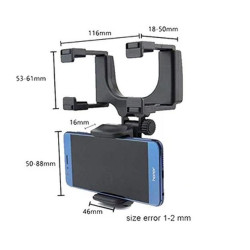Universal Car Rear View Rear-view or Phone Mount