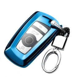 BMW F Series Key Case Shell Cover With Key Chain