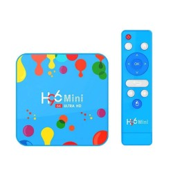 H96 mini H6 Android 9.0 (4+32) Colourful TV box