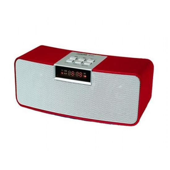 Everlotus (MP-0319) Bluetooth Speaker - Red