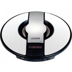 Everlotus (MP-0321) Bluetooth Speaker - Black