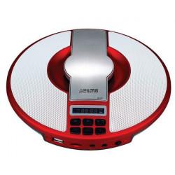 Everlotus (MP-0321) Bluetooth Speaker - Red