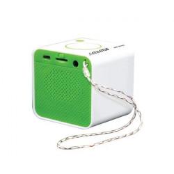 Everlotus Bluetooth Cube Speaker - Green