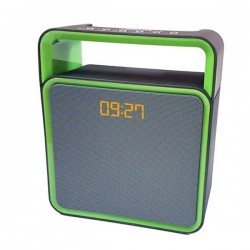 Everlotus Bluetooth Speaker MP-0327 (Green)