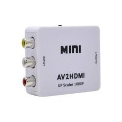 AV/CVBS To HDMI Converter