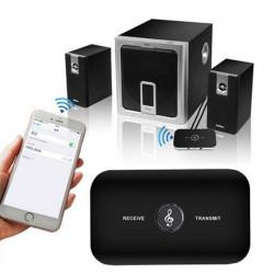 2-in-1 Bluetooth Audio Receiver & Transmitter