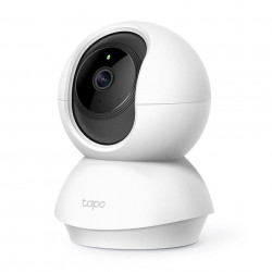 TP-LINK TAPO C200 Pan/Tilt Home Security Wifi Camera, 1080P, Two-Way Audio