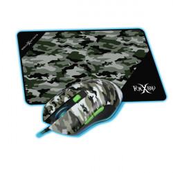 Foxxray Battlefield Gaming Mouse Bundle