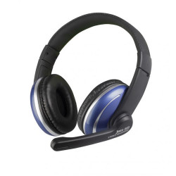 Intopic Jazz-565 Stereo Headset Microphone With a Built-in Mic