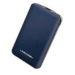 Linkcomn Galaxy 100C Power Bank for USB-C Digital Device (10 000mAh)(Midnight Blue)