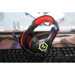 Microlab G7 Pro Gaming Headset -RED