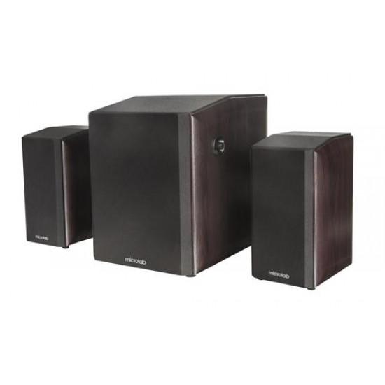 Microlab FC340 High Fidelity 2.1 Subwoofer Speaker System