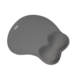 Intopic PD-GL-017 Covered Silicone Wrist Mouse Pad