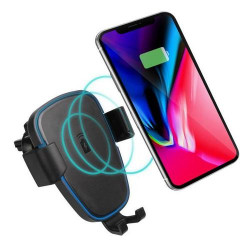Intopic Wireless Charging Phone Holder