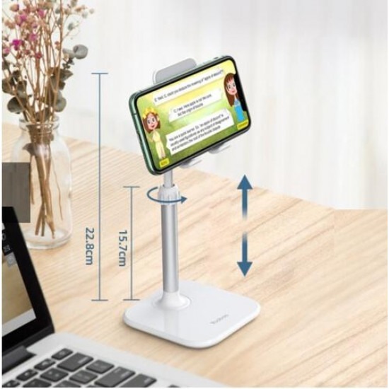 Yoobao B026 Height & Angle Adjustable Orientation Mobile Device Stand.
