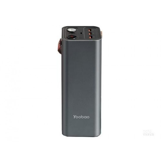 YOOBAO 42000mAh Multi-Function Portable 45W PD/QC Fast Charge Power Station with AC inveter
