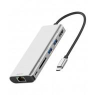 Onten USB-C 6-In-1 Multifunction Station