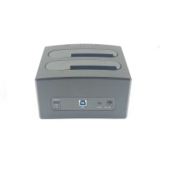 "Baobab 3.5/2.5""Dual HDD Docking Station With Clone Function"