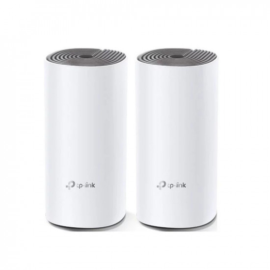 TP-Link Deco E4 - AC1200 Whole Home Mesh Wi-Fi System (2-Pack)