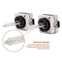 HID D1S 6000K Replacement Headlight Bulbs